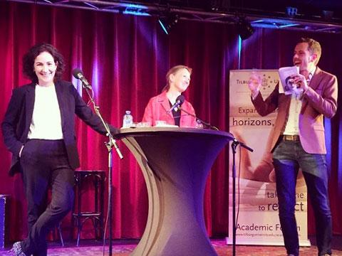Maand van de filosofie – in gesprek met Femke Halsema & Odile Heijnders