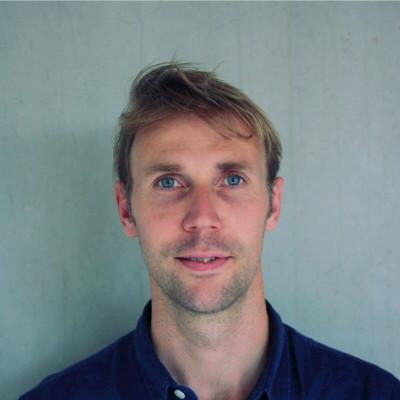 Joop de Boer – Co-founder Pop-up City